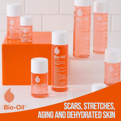 BIO OIL effective for Stretch Marks / Dry Skin / Warna Kulit tidak Rata 60mL / 125mL / 200mL Deals for only Rp86.000 instead of Rp86.000