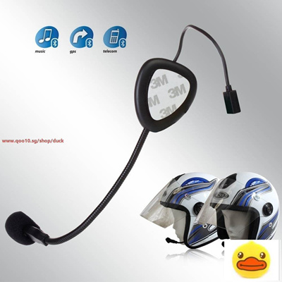 V1-1 Hands Free Motorbike Wireless Bluetooth Headset For Motorcycle Helmets