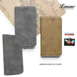 Lemano Suede Flip Case★iPhone X/XS/Max/XR/8/7/6/S/Plus/Galaxy Note98/5/4/3/S10/S9/S8/Plus/S7/Edge/