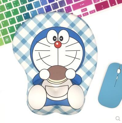 Meng Things Creative Silicone A Dream Cartoon Mouse Pad Wrist Soft Pad Home