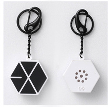 EXO Official Goods Voice Keyring