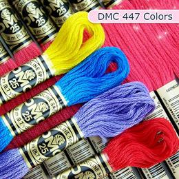 Brand New 100% Long-Staple Cotton Egyptian DMC Embroidery Floss