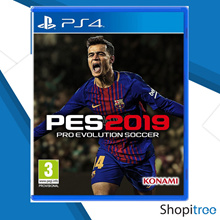 PS4 Pro Evolution Soccer 2019 / R2 (English)