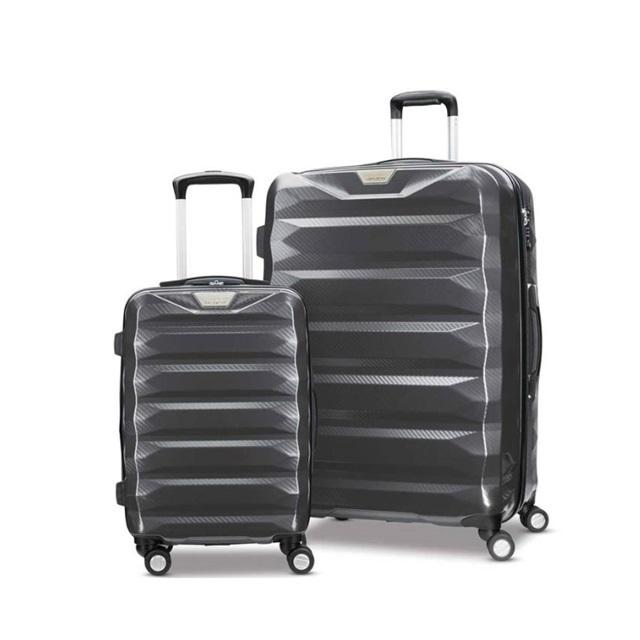 Samsonite★ Coupon price $ 190 ★ Samsonite Carrier 2-piece set Samsonite  Flylite DLX / travel bag / airplane bag /