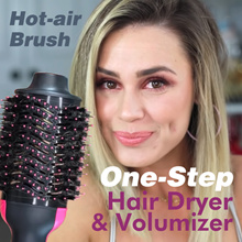 ❤ USE Qoo10 COUPON ❤ UP: $120 ❤ COCOMO ONE STEP HAIR DRYER AND VOLUMIZER  ❤