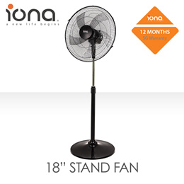 IONA GLSF4588 18 inch Stand Fan