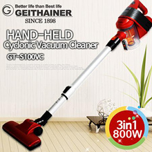 ◆Authentic◆Geithainer Germany GT-S100VC Strong 800W Handheld Cyclone Vacuum Cleaner