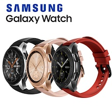 [Samsung ] Galaxy Watch Bluetooth connection Android and iOS Smartwatch / 42mm 46mm / Wearable Band
