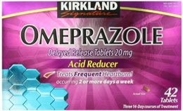 ▶$1 Shop Coupon◀  Kirkland Signature Omeprazole 20mg 126 tabs Pack