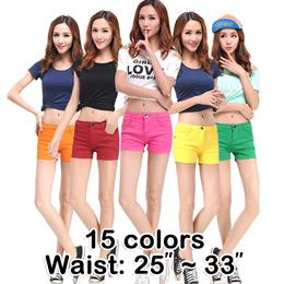 FLEXI HOT PANTS! High Cotton Flexible Stretchable Shorts! Korean Japanese Fashion!★CASUAL SHORTS PAN