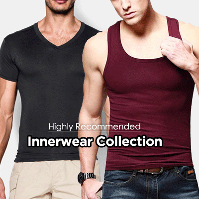 **Hot Promo** - Innerwear Collection for Man Deals for only Rp55.000 instead of Rp55.000