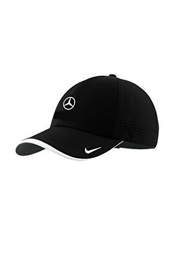 (Mercedes) Mercedes Benz Nike Running hat w Dri FIT Moisture Technology- 797c2bdf9211