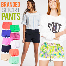 BEST SELLER! BRANDED SHORT PANTS MANY COLORS - GOOD QUALITY /  Celana Pendek Wanita