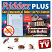*READY STOCK*As Seen on TV* Riddex Pest Control Repelling Aid Built in Night Light*LOCAL SELLER*FAST SHIPPING