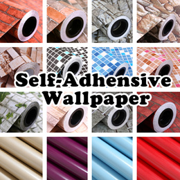 New Arrive★PVC Self-Adhensive Wallpaper★Home Decoration Wall Stickers★DIY furniture★【1m*0.6m】