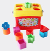 f9ff4c1c1cc images  6 💕 Baby Shapes Colors Building Blocks Baby Shower Newborn Gift Set  Educational Toys