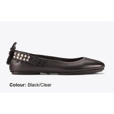 (PO)Minnie Two-Way Ballet Flat-Black ...
