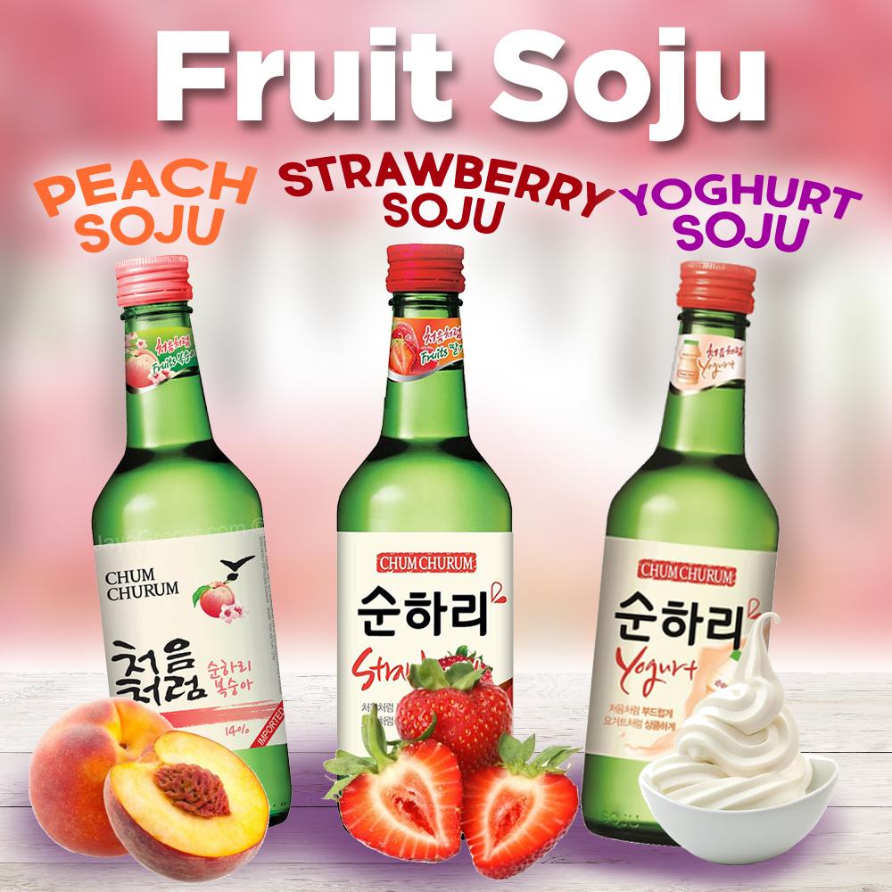 Soju Korea