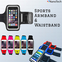 Sports Armband/sports waist band/waist pouch/Arm band/Jogging Pouch/Bag/iPhone 6S/6S Plus/iphone 6/6