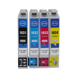 Ink Cartridge /  Epson 193 Ink Cartridge EPSON WorkForce WF-2631 WF-2531 2651 2521 2661 Printer
