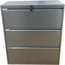 3 Drawer Storage Cabinet - Heavy Duty Deep Drawers High Quality