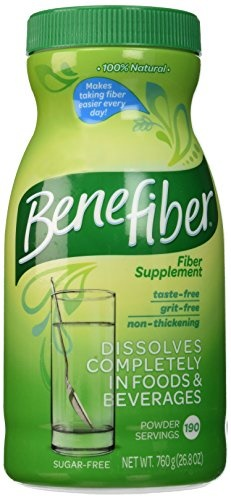 Benefiber Fiber Supplement - 760g 190