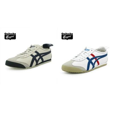 buy popular a965d 98263 (Ships to Korea) Onitsuka Tiger Mexico 66 Sneakers 2