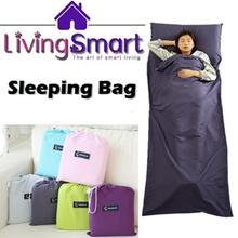 ★Travel Sleeping Bag★ Single Double /Ultralight Portable Cotton Sleeping Bag/Close Anti-dust/Hygiene