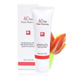 AC fine Basic Line Moisture Essence 30ml/Foam Cleansing 120ml/ all skin typ/Made in Korea