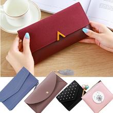♥ Stylish Korean Design ♥Cosmetic Pouch/Slim Wallet/Long Wallet/Travel Wallet/Pouch/Wallet for Women