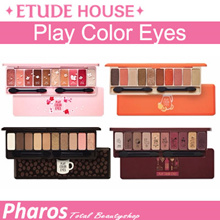 [Pharos]★Etude House★ Play Color Eyes / In The Café / Juice Bar / Cherry Blossom / Wine Party