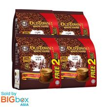 [BUNDLE 4] OLDTOWN White Coffee 3in1 Extra Rich (35g x 15sticks)