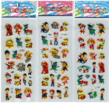 Stickers! Buy 8 Get 1 Free / Free Gift! Dora-Peppa Pig-My Little Pony-Pikachu-Hello Kitty-Spiderman