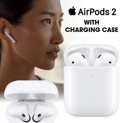 [Apple] **SG Apple Warranty** ? Apple AirPods Gen 2 Wireless Bluetooth Earphones ? Genuine Apple