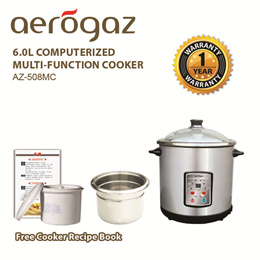 Aerogaz Multi Cooker(AZ-508MC)