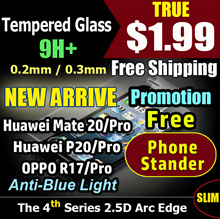 Cmei Tempered Glass Screen Protector for China Phones Xiaomi Huawei Oppo Oneplus Vivo