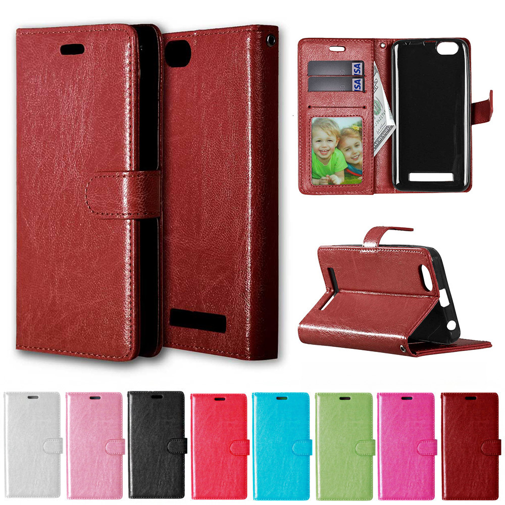 Lenovo Vibe C VibeC A2020 A 2020 Lenovo A2020a40 DS Case Phone Leather  Cover Flip Case Lenovo A2020