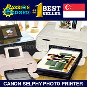 💖Canon WARRANTY!💖LATEST! CANON SELPHY CP1300 Portable Color Photo Printer Instant Print