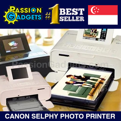 Buy Local Warrantylatest Canon Selphy Cp1300 Portable Color Photo