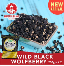 Wild Black Wolfberry 250gmX2 Promo!!