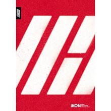 Music IKON - (WELCOME BACK) DEBUT HALF ALBUM CD + Booklet + Welcome Pack YG