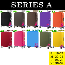 ★ Luggage Protector Covers Elastic ★ Series A / Series AB Thick quality!