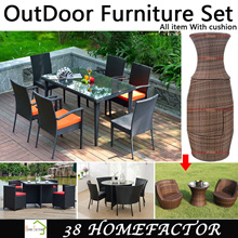 Outdoor furniture/table/chair/dining table/coffee table/transformation/special design