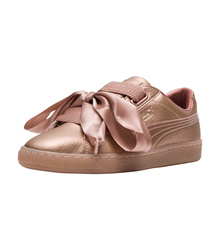 Puma Basket Heart Copper (Code: 365463 01) (Preorder)