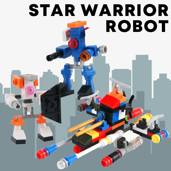 Star Wars Robot / Mainan Anak-Anak / Anak-Anak / Bumble bee / Transformers / anak / goodie bag / nano Deals for only Rp5.500 instead of Rp5.500