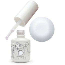 AUTHENTIC Harmony Gelish : 01433 Arctic Freeze (Pure White) Popular Colour for French Manicure