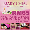 Hydrating Face Rejuvenation