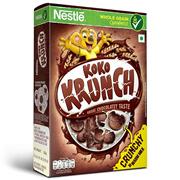 Nestle Koko Krunch Breakfast Cereal - Chocolate Flavour 350 g
