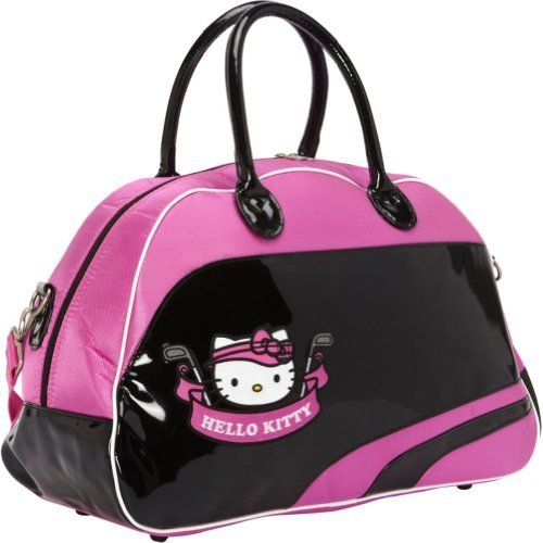 87fa5d13b57b fit to viewer. prev next. Hello Kitty Sports Womens Mix Match Boston Bag ...