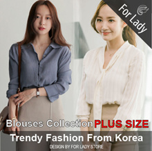 ♥16th Aug Update New Arrivals♥ Casual Tops / Shirts / Blouses / Plus Size / Secretary Kim